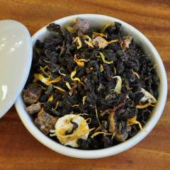Fruchtig starker Oolong Tee Feige