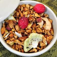Frecher Jan Früchte Tee, fruchtig exotischer Geschmack
