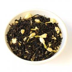 China Jasmin, loser-Tee mit echten Jasmin-Blüten