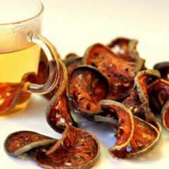 Matum Bengalische Quitte loser Früchte Tee Thailand