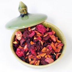 Gute Laune Früchtetee, fruchtiger Beerengeschmack