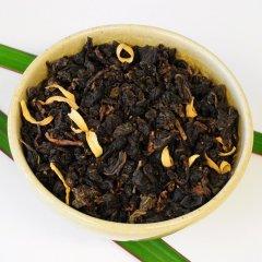 Oolong Tee, Orangenbluete, fruchtig stark, leckere reife Orangen